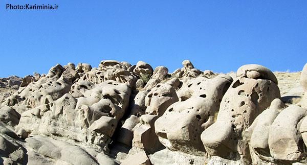 آدمک های سنگی وردیج